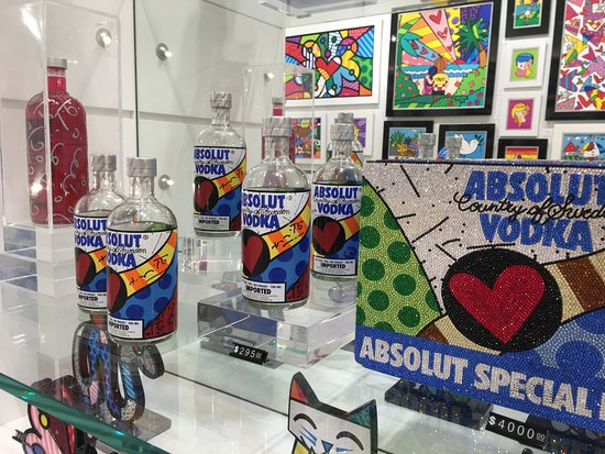 Britto Central : absolut