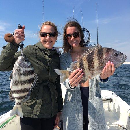 Hot Spots Fishing Charters Pensacola Beach 2018 Alles