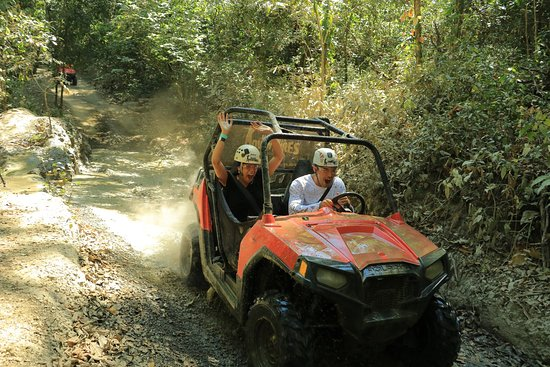 Extreme Zip Line Adventure: ATV! - taken by Daniel from Extreme Zip Line