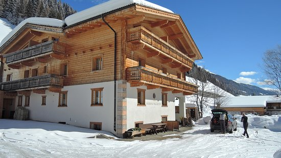 Innervillgraten, Austria: Ankunft bei der Natur Residenz