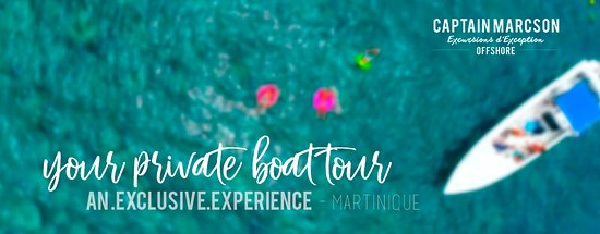 Fort-de-France, Martinique: Your private boat experience in Martinique !