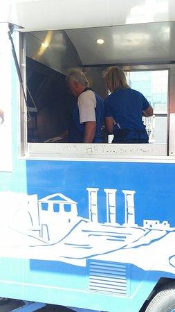 Dimitris Greek Food-billede