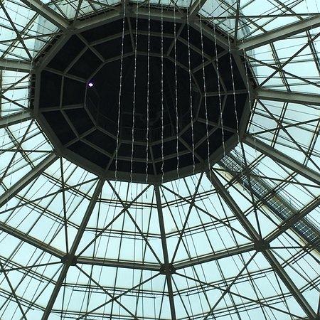 Gaylord Opryland Resort & Convention Center: El hotel es enorme. Muy raro estar constantemente bajo un techo con una temperatura artificial y