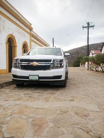 Todos Santos, Mexico: En el triunfo.