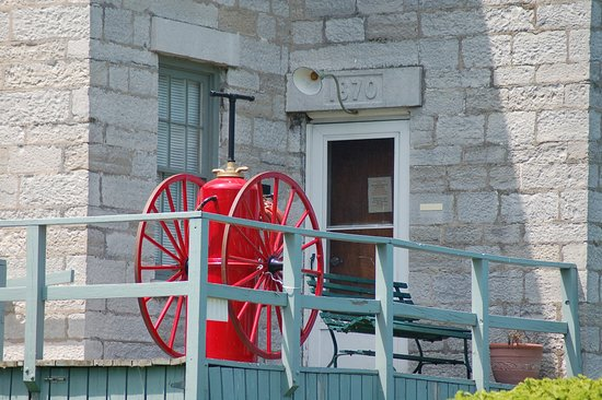 Sodus Point, NY: All these little details.