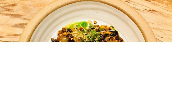 Newport-on-Tay, UK: Chicken dish