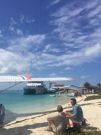 Key West Seaplane Adventures : Our plane