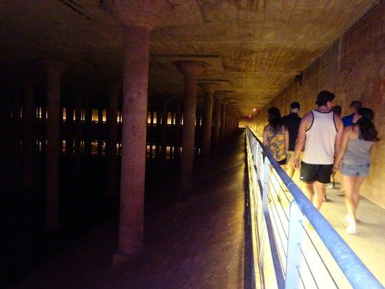 Buffalo Bayou Park Cistern照片