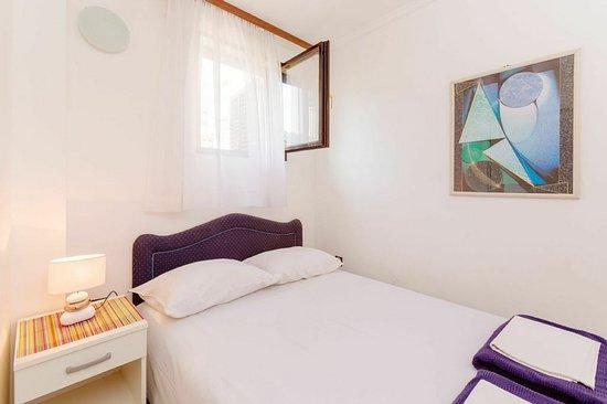 Balcony - Picture of Franeta Apartments, Budva - Tripadvisor