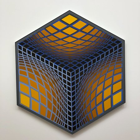 Albertina: Vasarely