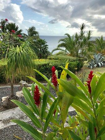 Hotel Amaudo: View from our room's veranda