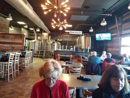 Peoria, IL: Looking at the vats