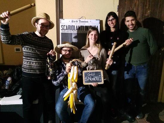 Savio di Ravenna, Italy: Giocatori
