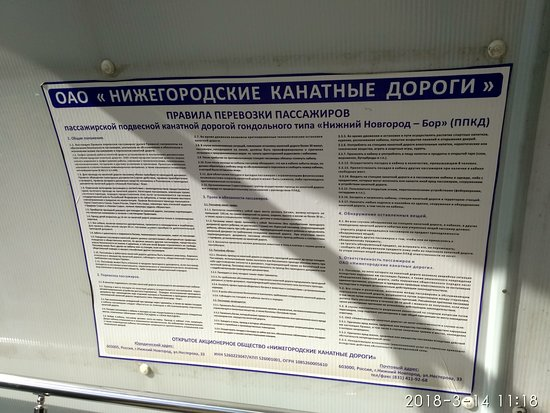 Нижегородская канатная дорога: Станция Борская