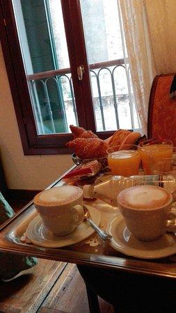 Hotel Galleria: colazione