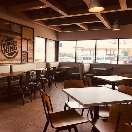 Cleveland, MS: Burger King