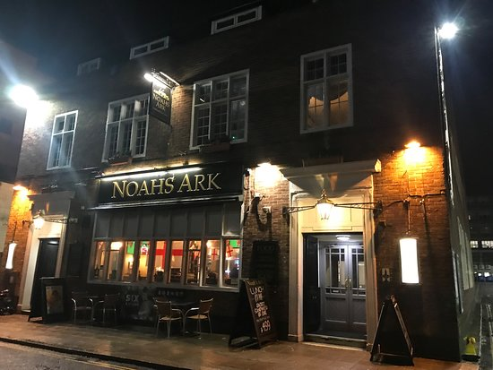 ‪The Noah's Ark Pub‬