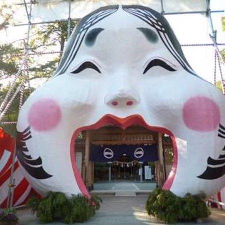 Yanagawa, ญี่ปุ่น: 日吉神社