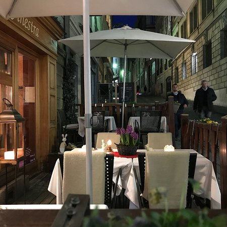 La finestra gen ve restaurant avis num ro de t l phone photos tripadvisor - La finestra ristorante ...