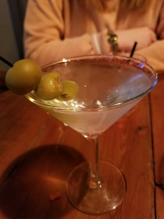 Platteville, WI: The perfect Martini