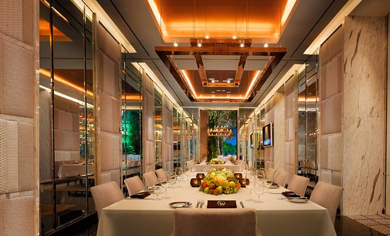 Sw Steakhouse Private Dining