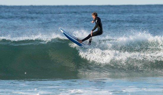Surfer's ED