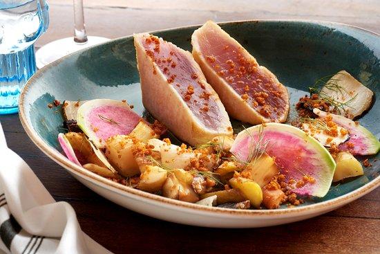 Del Mar, Kaliforniya: Fresh Seafood