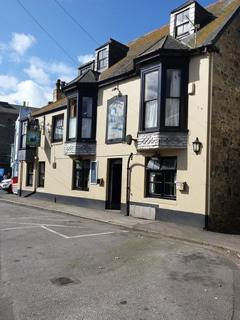 Newlyn, UK: The Star Inn