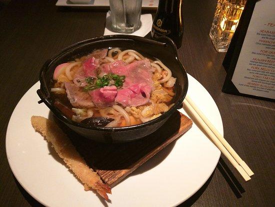 Nabeyaki udon picture of sage 400 japanese cuisine for 400 sage japanese cuisine
