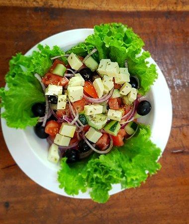 San Juanillo, Costa Rica: Greek Salad