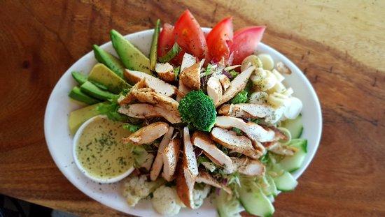 San Juanillo, Costa Rica: Chicken Salad