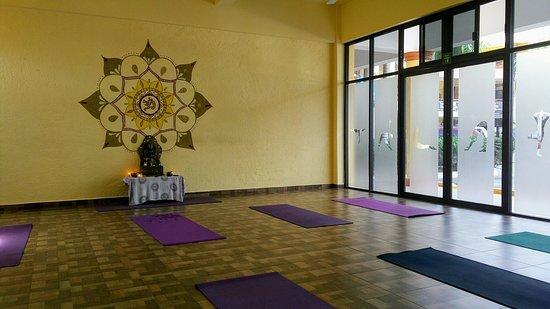 Academia de Yoga Zantory