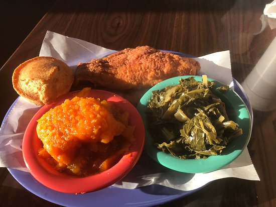 Riverdale, GA: Good Soul food