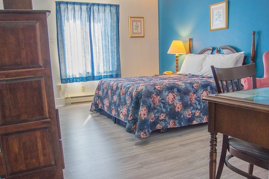 Pictou, Kanada: Queen Bed room