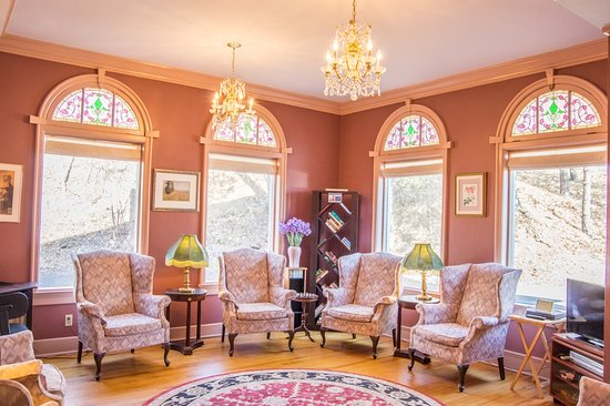 Pictou, Canada: sitting room