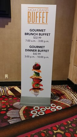 price of different types of buffet from 2018 mar 07 onwards rh tripadvisor com mgm buffet prices 2018 mgm buffet prices discount
