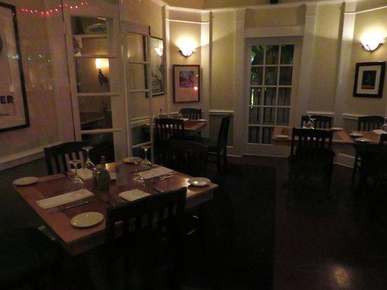 Abbondanza Italian Restaurant More Of The Dining Area