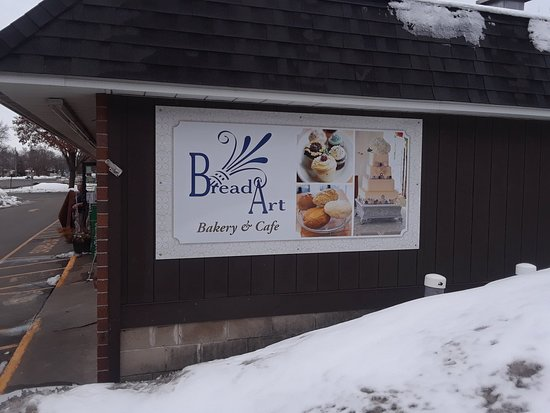 Bayport, MN: Bread Art