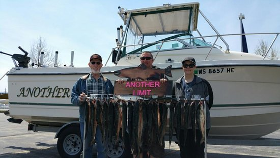 Another limit Sportfishing Charters