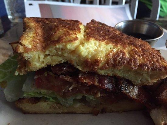 Media, PA: French Toast BLT - AMAZING!!