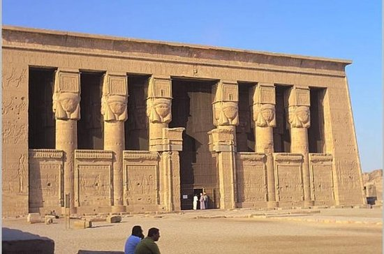 Dendera and Abydos Temples Private...