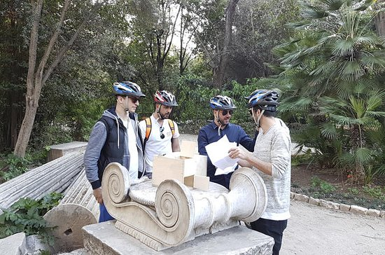 Athens Mystery Private Trikke Tour