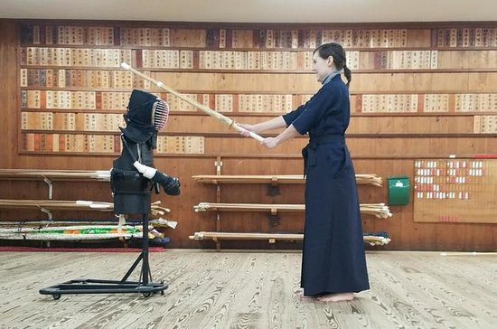 Sei ein japanischer Samurai! Lerne...