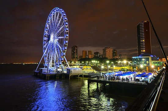 GUAYAQUIL BY NIGHT TOUR