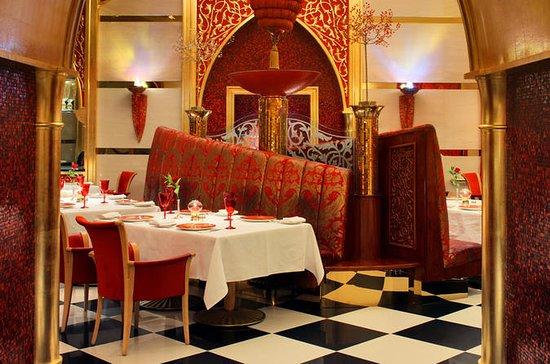 Culinary Flight Dinner at Burj Al Arab