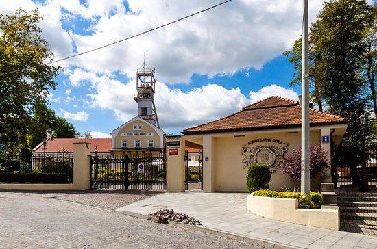 Visite de la mine de sel de Wieliczka...