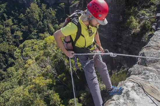 Small-Group Full-Day Abseiling...