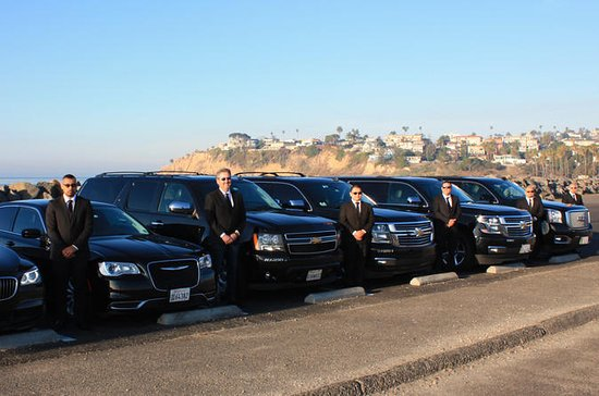Private LAX Airport SEDAN Transfer to and from Disneyland