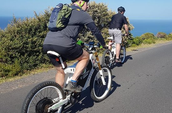 E-Bike Big Bay Déjeuner souffle