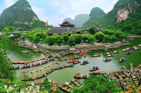 Hoa Lu Trang Un tour de un día...